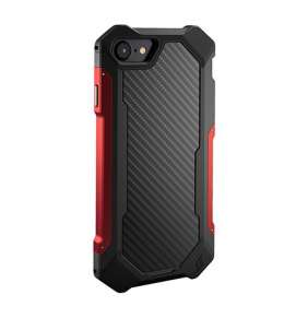 ElementCase kryt Sector pre iPhone 7 - Red