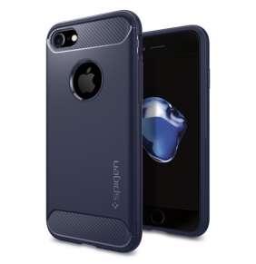Spigen kryt Rugged Armor pre iPhone 7/8 - Midnight Blue