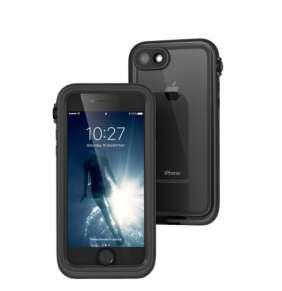 Catalyst kryt Waterproof case pre iPhone 7 - Stealth Black
