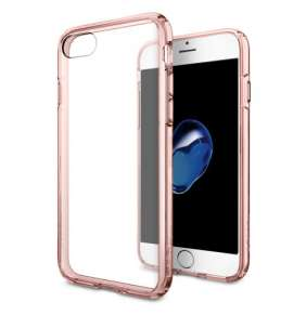 Spigen kryt Ultra Hybrid pre iPhone 7 - Rose Crystal