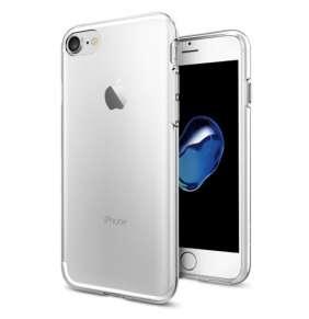 Spigen kryt Liquid Crystal pre iPhone 7 - Crystal Clear