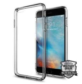 Spigen kryt Ultra Hybrid pre iPhone 6/6s - Space Crystal