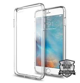 Spigen kryt Ultra Hybrid pre iPhone 6s Plus - Crystal Clear