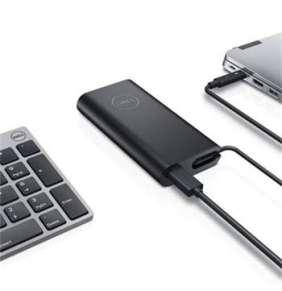 DELL napájecí adaptér/ power adapter plus/ 90W/ USB-C