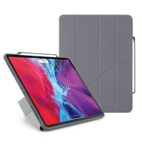 """Pipetto puzdro Origami Pencil Case pre iPad Pro 11"""" 2020 - Dark Gray"""