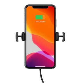 Mophie wireless charging vent mount