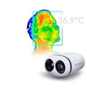 D-Link Group Temperature Screening Camera