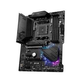MSI MPG B550 GAMING PLUS / B550 / AM4 / 4x DDR4 DIMM / 2x M.2 / HDMI / DP / USB Type-C / ATX