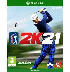 XOne - PGA Tour 2K21