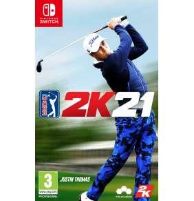 NS - PGA Tour 2K21