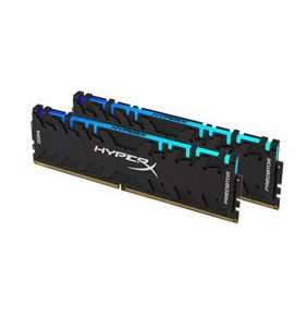 DDR 4....        16GB . 4266MHz. CL19 HyperX Predator RGB Kingston XMP (2x8GB)