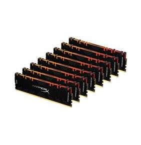 DDR 4....        32GB . 3200MHz. CL16 HyperX Predator RGB Kingston XMP