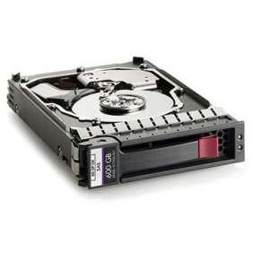 HP 600GB 6G SAS 15K 3.5´´ DP ENT HDD bulk