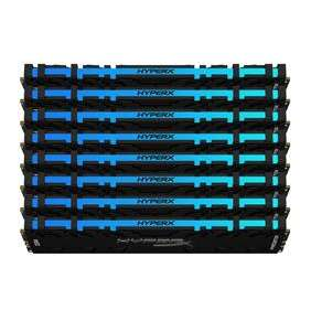 DIMM DDR4 64GB 3600MHz CL18 (Kit of 2) KINGSTON XMP HyperX Predator RGB Black