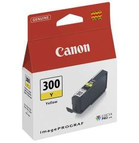 Canon cartridge PFI-300 Yellow Ink Tank