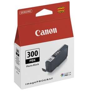 Canon BJ CARTRIDGE PFI-300 PBK EUR/OCN