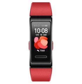Huawei Band 4 Pro Cerveny