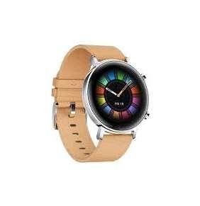 Huawei chytré hodinky Watch GT 2 Khaki/ Beige (42 mm)