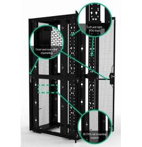 HPE 42U 800x1200 Ent G2 Pallet Rack