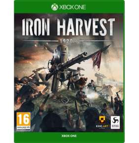 XONE - Iron Harvest 1920+ D1 Edition