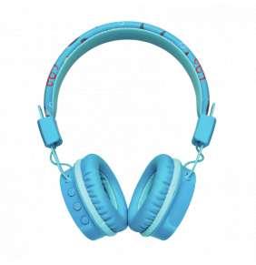 TRUST COMI BT KIDS HEADPHONES BLUE