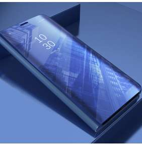 Cu-Be Clear View Samsung Galaxy A71 Blue