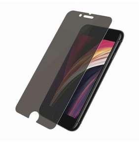 PanzerGlass ochranné sklo Privacy Standard Fit pre iPhone SE 2020/8/7/6