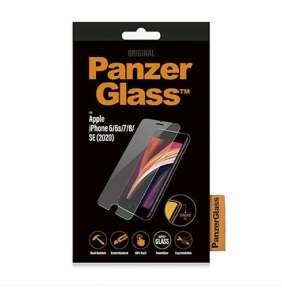 PanzerGlass ochranné sklo Standard Fit pre iPhone SE 2020/8/7/6 - Clear