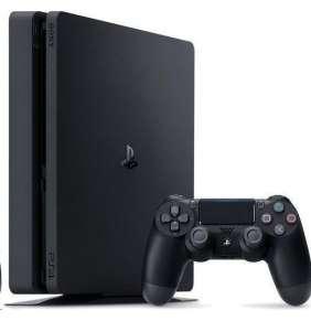 SONY PlayStation 4 Slim - 500GB + Marvel's Spider + HZN + R&C