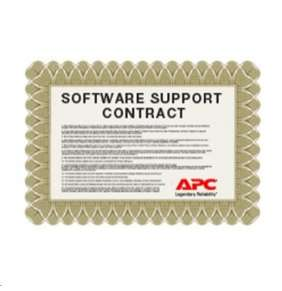 APC (1) Year 25 Node InfraStruXure Central Software Support Contract