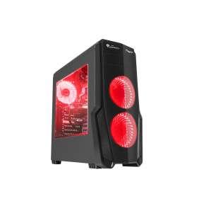 X-DIABLO Gamer 5 1660S RED (i5-9400/16GB/SSD 1000GB NVME/GTX1660 SUPER 6GB/W10)
