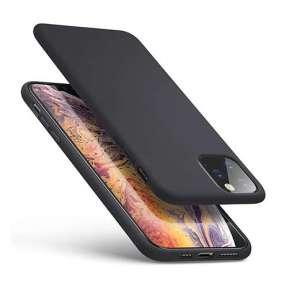 ESR kryt Color Soft Silicone Case pre iPhone 11 Pro Max - Black