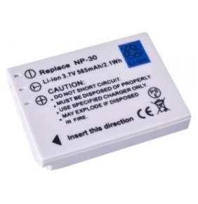 AVACOM Fujifilm NP-30 Li-Ion 3.7V 565mAh 2.1Wh