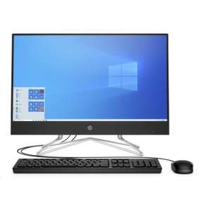 HP PC AiO 24-df0000nc, LCD 23.8 FHD AG,Celeron J4025 2GHz,4GB DDR4 2400,1TB 7200,Intel Internal Graphics, Win10