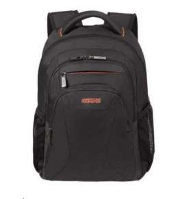 "Samsonite American Tourister AT WORK lapt. backpack 15,6"" Black/orange"