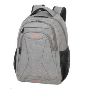 "Samsonite American Turister AT WORK lapt. backpack 13,3"" - 14.1"" Grey/orange"