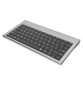 Digitus Dokovací stanice USB-C (10 portů) + klávesnice (GER), HDMI, VGA, 3x USB 3.0, 2x čtečka karet, 2x USB-C, RJ45, zvuk