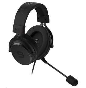 p  strong SPC Gear Viro /strong  br / Herní náhlavní headset poskytující bohatý a čistý zvuk. Díky 53 mm velkým měničů