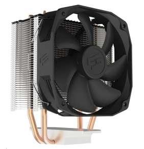 SilentiumPC chladič CPU Spartan 4/ ultratichý/ 100mm fan/ 2 heatpipes/ PWM/ pro Intel i AMD