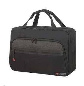 """Samsonite American Tourister CITY AIM 3-way boarding bag 15,6"""" Black"""