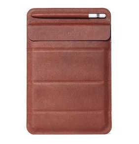 """Decoded puzdro Leather Foldable Sleeve pre iPad Pro 11"""" - Brown"""