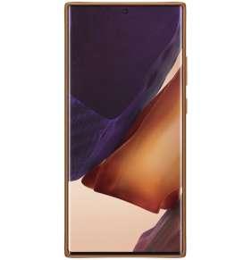 Samsung Kožený zadní kryt pro Note Ultra 20 Brown