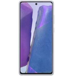 Samsung Ekologický zadní kryt z recyklovaného materiálu pro Note 20 Gray