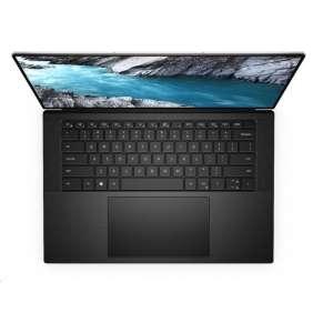"DELL XPS 15 Touch (9500)/ i9-10885H/ 32GB/ 2TB SSD/  15.6"" UHD+ dot./ NV GTX 1650 Ti 4GB/ FPR/ W10Pro/stříbrný/ 3Y Basic"