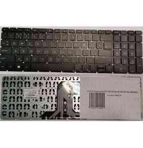 NTSUP Klávesnice HP 250 G5 černá CZ/SK bez rámečku