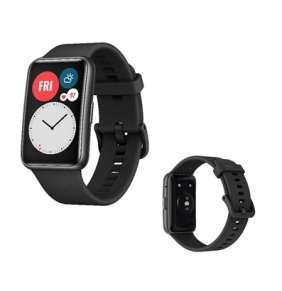 Huawei Watch Fit Cierny
