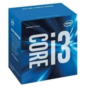CPU INTEL Core i3-6100 3,7GHz 3MB L3 LGA1151, VGA - BOX