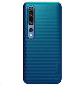 Nillkin Super Frosted Shield pro Xiaomi Mi 10 / Xiaomi Mi 10 Pro Peacock Blue