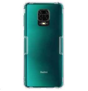 Nillkin Nature TPU Case pro Xiaomi Redmi Note 9 Pro / 9 Pro Max / Note 9S Transparent