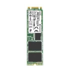 TRANSCEND MTS952T2 512GB Industrial 3K P/E SSD disk M.2, 2280 SATA III 6Gb/s (3D TLC), 560MB/s R, 520MB/s W